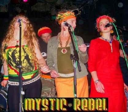 Mystic Rebel